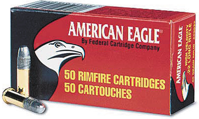 .22 Long Rifle American Eagle