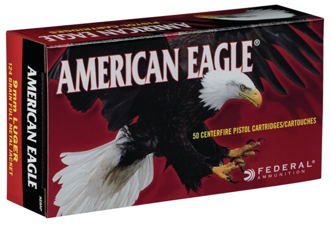 American Eagle 9MM Handgun