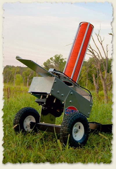Atlas Skeet AT-50 Trap Machine