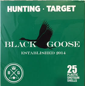 Black Goose Handicap Loads
