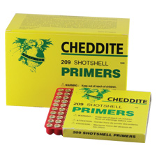 Cheddite Primers