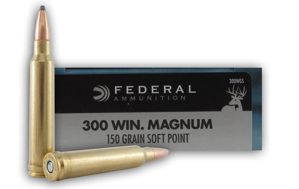 Federal .300 Win Mag