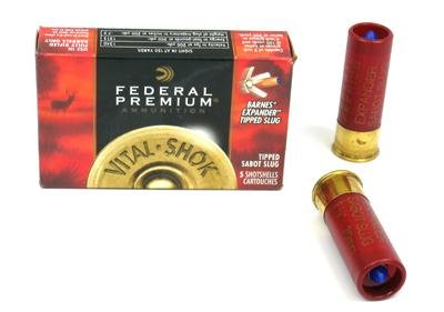 Federal Shotgun Slugs