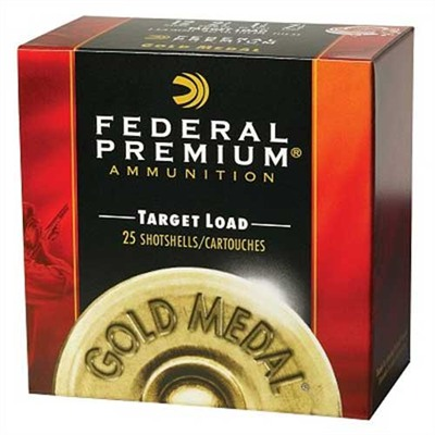 Federal Gold Medal Shells