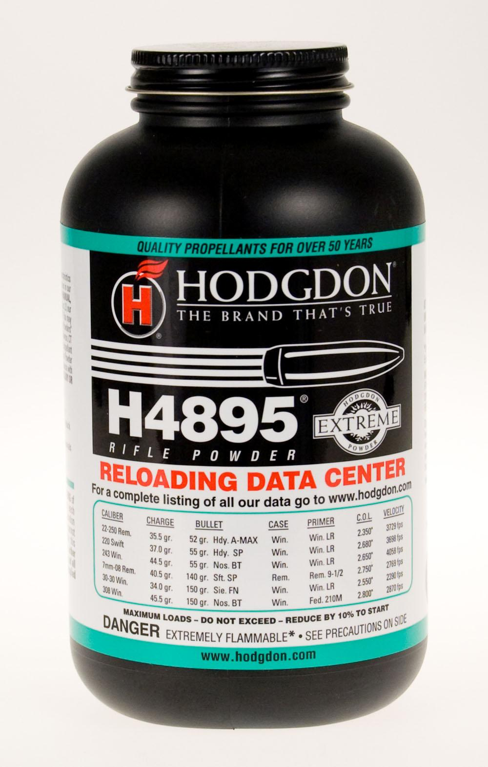 H4895 Hodgdon Powder