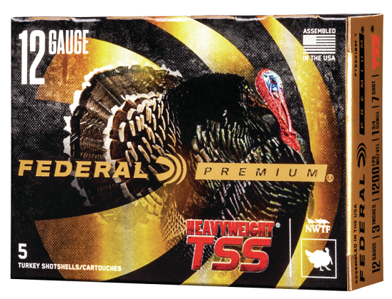 Federal TSS Heavyweight Tungsten