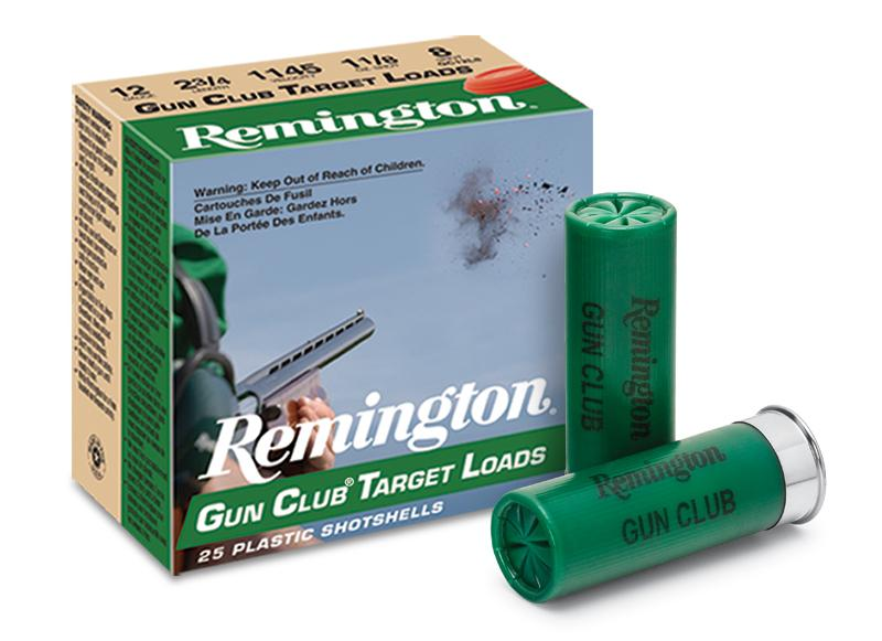 Remington Gun Club Target Loads