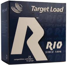 Rio Competition Target Loads
